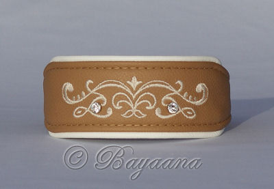 Bayaana Sighthound collar - Diamond Wind