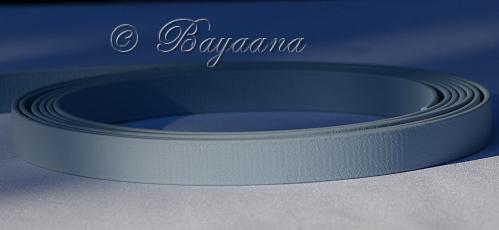 Biothane, grey-blue
