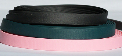 Colours of Biothane for Bayaana´s dog leads