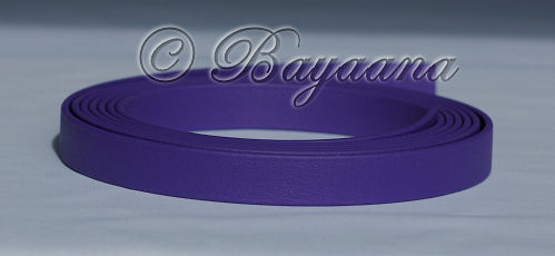 Biothane, purple