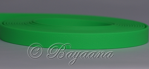 Biothane, neon green