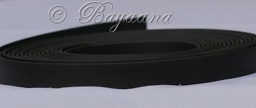 Biothane, black